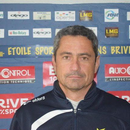 Ludovic entraineur ESA Brive
